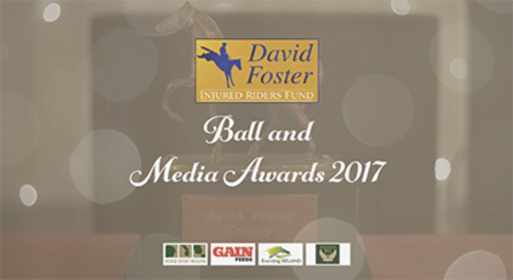 David Foster Injured Riders Fund Ball 2017