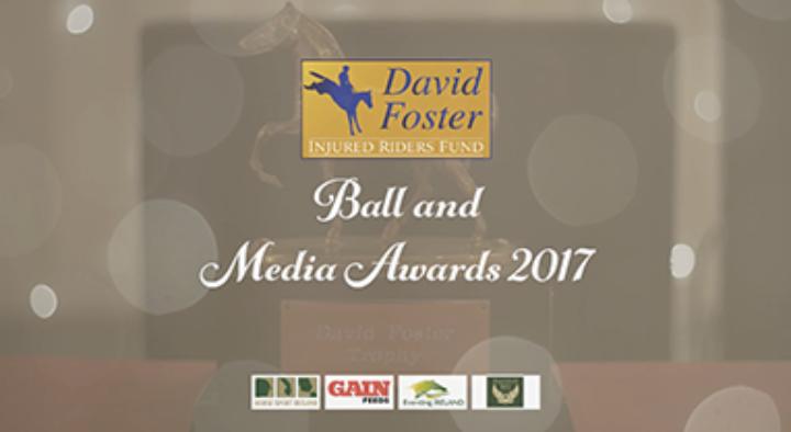 David Foster Injured Riders Fund Ball 2017