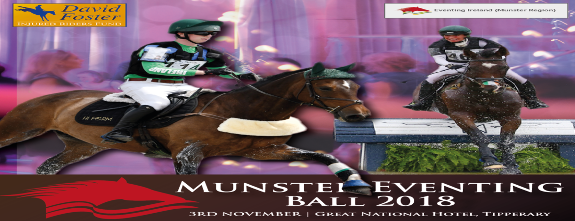 Munster Eventing Ball