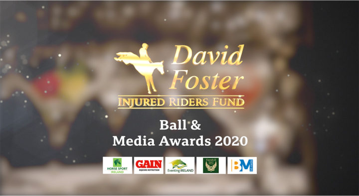 David Foster Injured Riders Fund Ball 2020